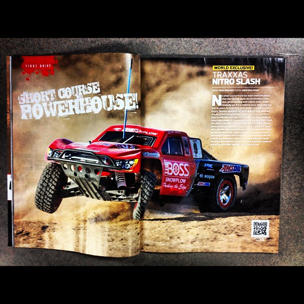 Traxxas Short Course Powerhouse [February 2013]