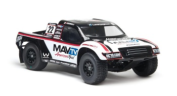 Team Associated / Hart And Huntington RC Truck Sweepstakes