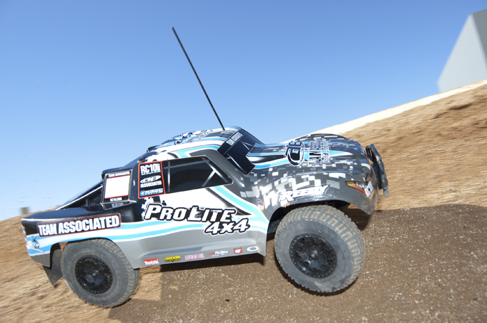 DRIVEN: Team Associated's new ProLite 4×4 Short Course Truck!
