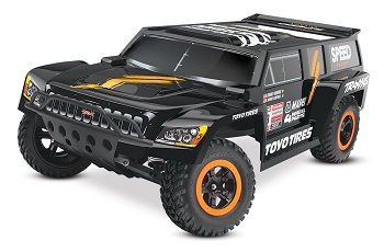 Traxxas RTR Robby Gordon Edition Dakar Slash
