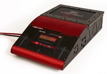 Venom Stronghold 25 Amp DC Battery Charger