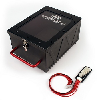 Venom Stronghold Solo Battery Charging Containment System