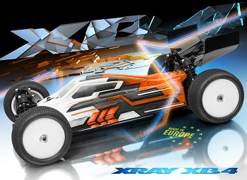 XRAY XB4 4WD 1/10 Off-Road Buggy