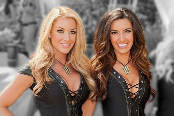 Mercedes Terrell And Summer Daniels Confirmed For Reedy International Off-Road Race Of Champions