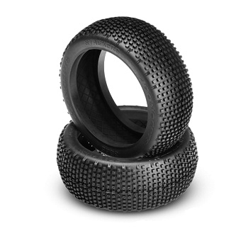 JConcepts Stackers And Black Jackets 1/8 Buggy Tires