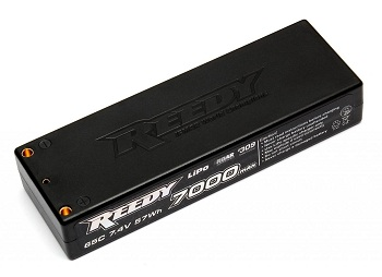 Reedy 7000mAh 65C 7.4V Competition LiPo Battery