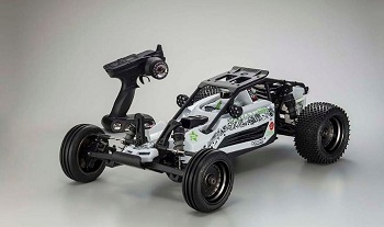 Kyosho Ready Set 1/7 Nitro Scorpion XXL Buggy