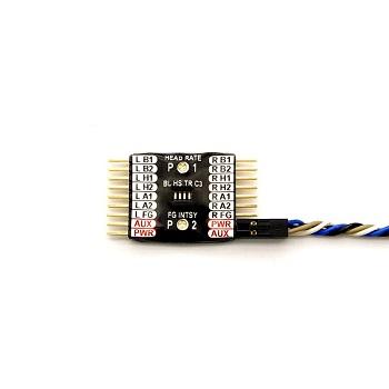 RC-Lights DELUXBRAKE 14 LED Controller