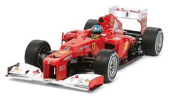 Tamiya Ferrari F2012 (F104 Chassis)