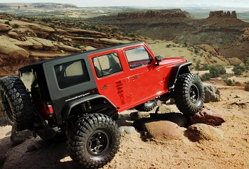 Axial Jeep Wrangler Unlimited Rubicon Kit