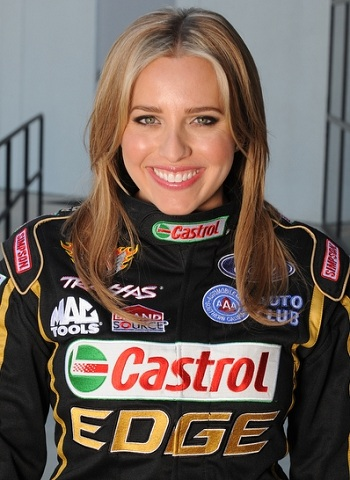 Traxxas and John Force Racing Add Brittany Force To Team In Top Fuel Dragster