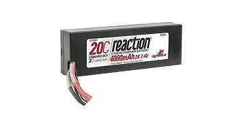 Dynamite Reaction Series LiPo Batteries