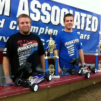 KO PROPO Off-Road Championship: Team Associated Wins 3 Mod Classes
