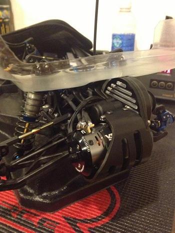 Spotted: Orion's New VST2 Pro Brushless Motor (Updated)