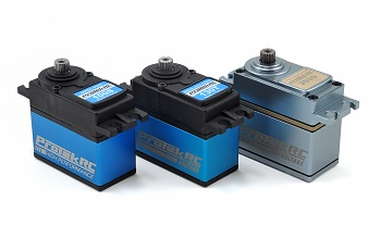 ProTek RC Digital Servos Receive New Specs
