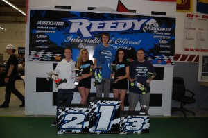 Reedy Race - final day 146