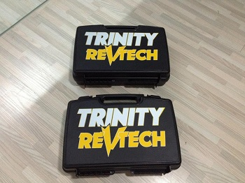 Spotted: Trinity Revtech Motor And Battery Case