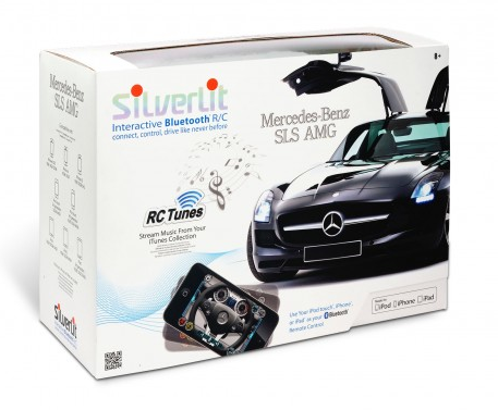 Silverlit Mercedes-Benz SLS AMG [RC Car]