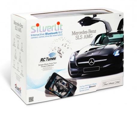 Silverlit Mercedes-Benz SLS AMG [RC Car]