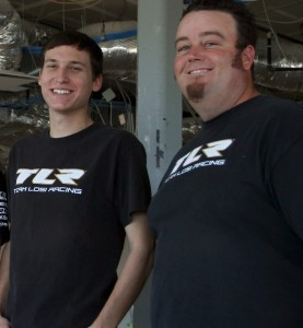 TLR drivers 2013 group 007