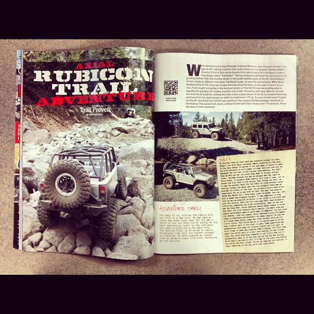 Axial Rubicon Trail Adventure [March Sneak Peek]