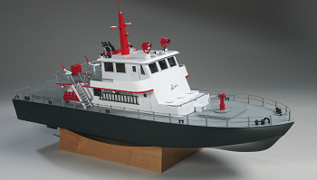 AquaCraft RTR Rescue 17 Fireboat