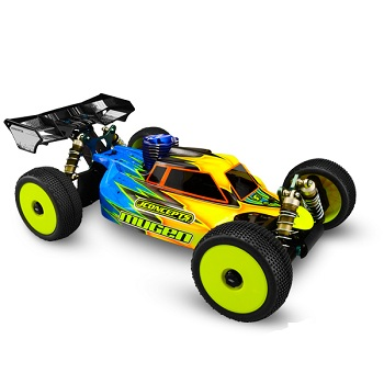 JConcepts Silencer Body For The Mugen MBX-7