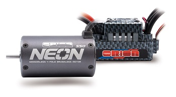 Orion Neo 550 Brushless Motor And Vortex R10 SC WP ESC Combos