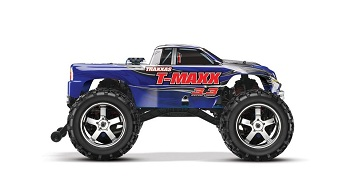 Traxxas T-Maxx 3.3 Now Available With Traxxas TQi Docking Base And Telemetry System