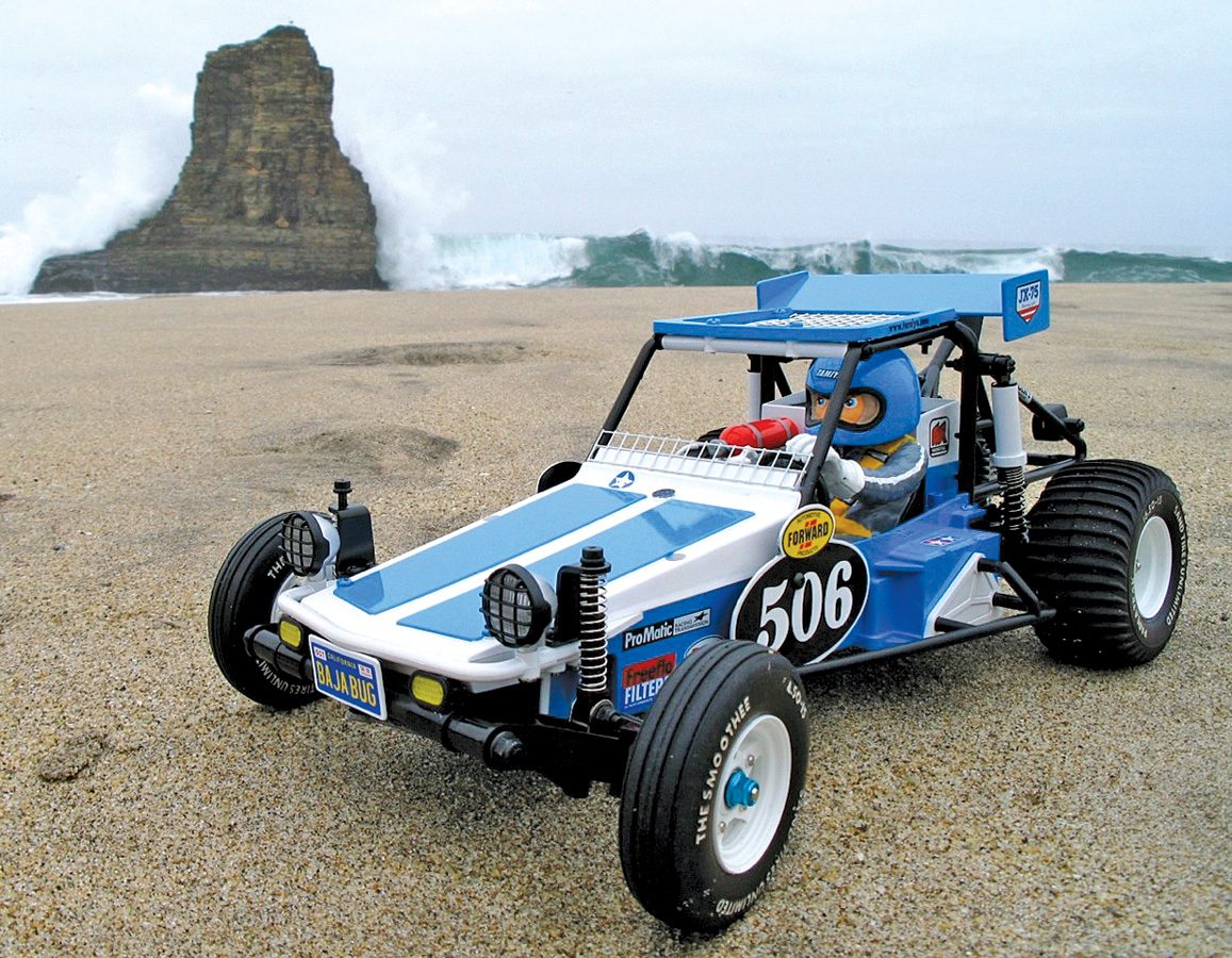 Readers' Ride: Tamiya Fast Attack [April]