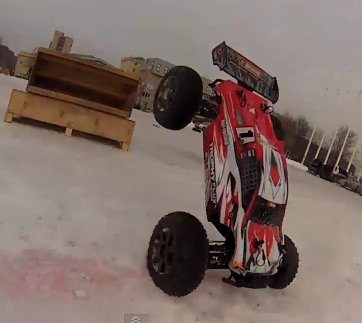 Jumps, Stunts and Bashing! [Video Of The Week]