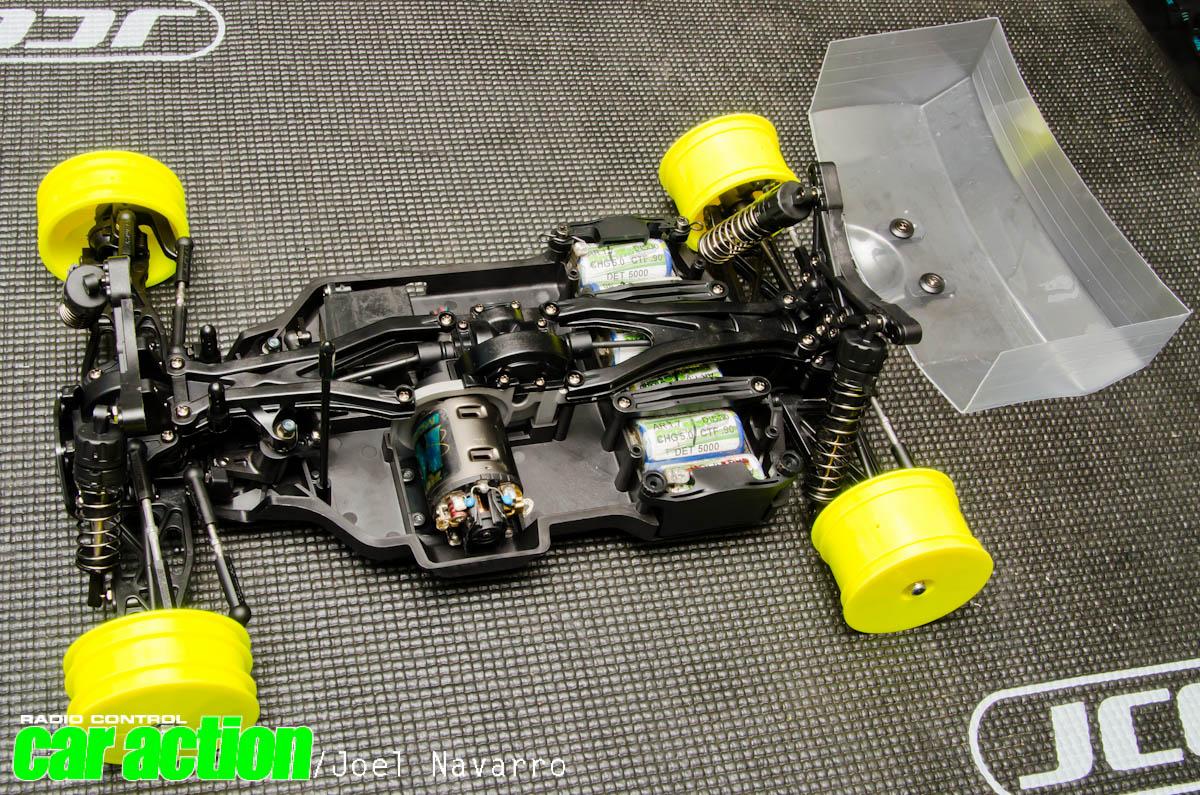 Build  Tamiya Db02 Leonis 1  10th 4wd Electric Buggy