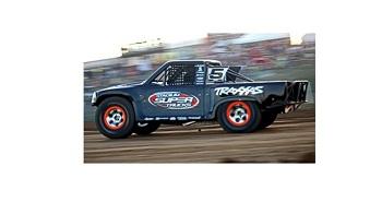 Traxxas Fielding Two Trucks In Inaugural 2013 Season Of Robby Gordon OFF-ROAD's Stadium SUPER Trucks (SST)