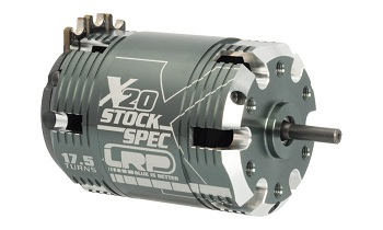 LRP Vector X20 Stock Spec Brushless Motors