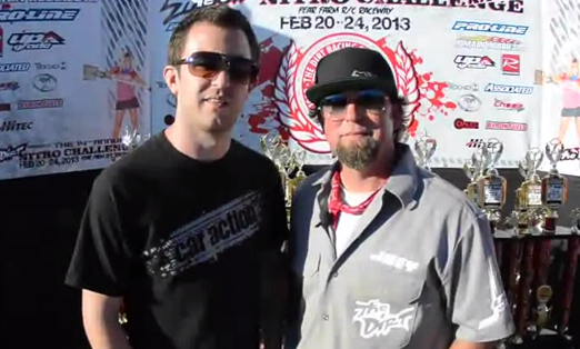 2013 Nitro Challenge – Saturday Interviews