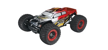 Thunder Tiger RTR MT4-G3 Brushless 4WD Monster Truck