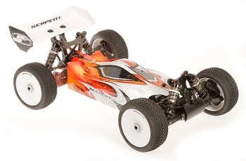 Teaser: Serpent Cobra E 2.0 1/8 Buggy