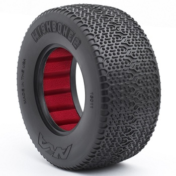 AKA Releases Wider SC Tires And New Asymmetrical SC Inserts