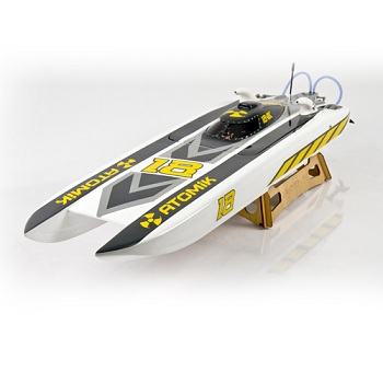 Atomik C1 34″ RTR Electric Boat