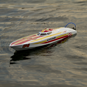 Atomik P1 35″ RTR Electric Boat