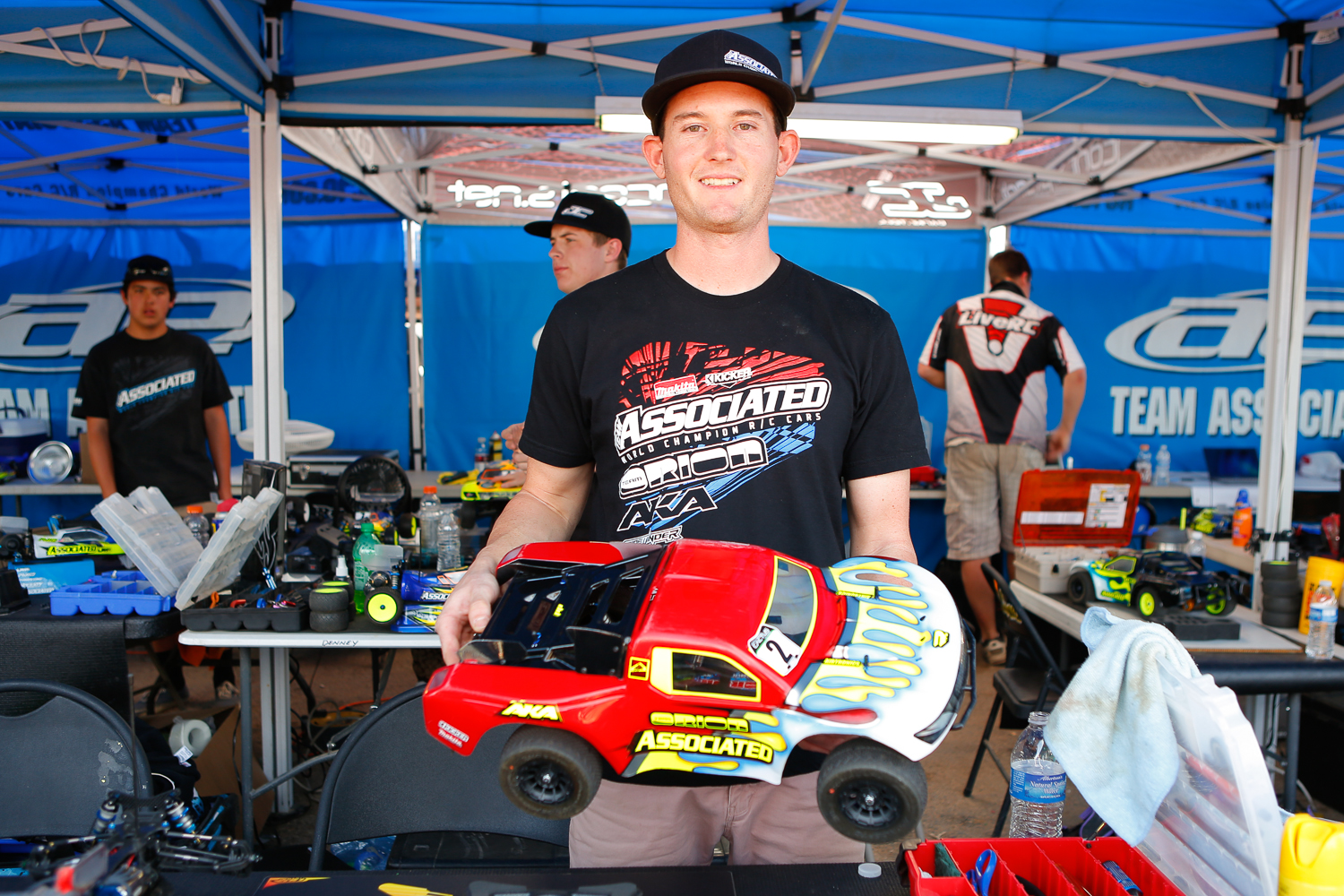 2013 Cactus Classic: Final Round of A-Main Results