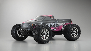 Kyosho Ready Set DMT VE-R 4WD Monster Truck