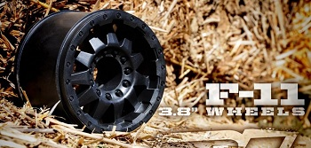 Teaser: Pro-Line F-11 3.8″ Monster Truck Wheels