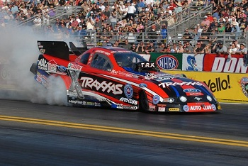 Traxxas Driver Courtney Force Named Racer Magazine's Rookie Of The Year