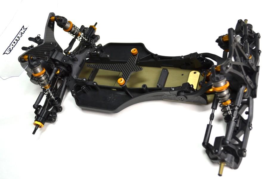 Durango DEX210/DESC210 Hop-Ups from EXOTEK Racing