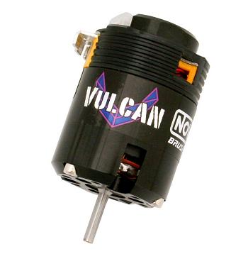 Novak Vulcan Spec And Outlaw Brushless Motors
