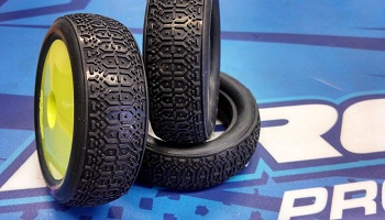 Spotted: Pro-Line IONs For 1/10 2WD Buggy Front Wheels