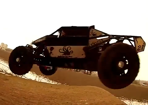 HPI Kraken Baja Bashing Run [Video Of The Week]