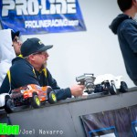 TLR's John Schultz getting in the zone before his SC qualifier.