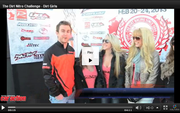 "Off-Track Interview: 2013 ""The Dirt"" Girls"